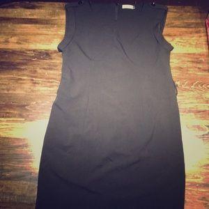 Little black Calvin Klein dress size 12 fitted